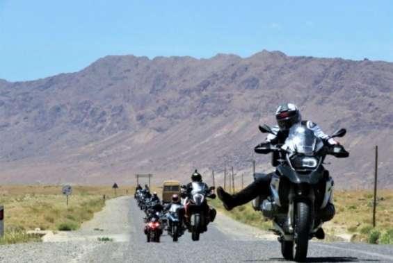 Viajar para a argentina de motocicleta