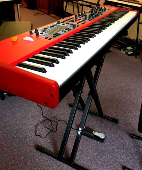Nord stage 3 88 piano fully weighted hammer action keyboard digital piano